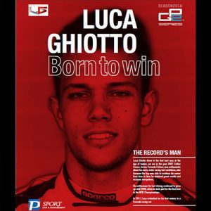 Luca Ghiotto – Born to Win